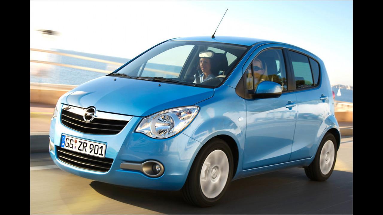 Opel Agila 1.0 ecoFlex