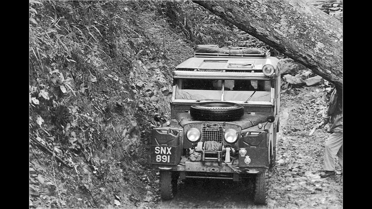 Land Rover Series I (1955)