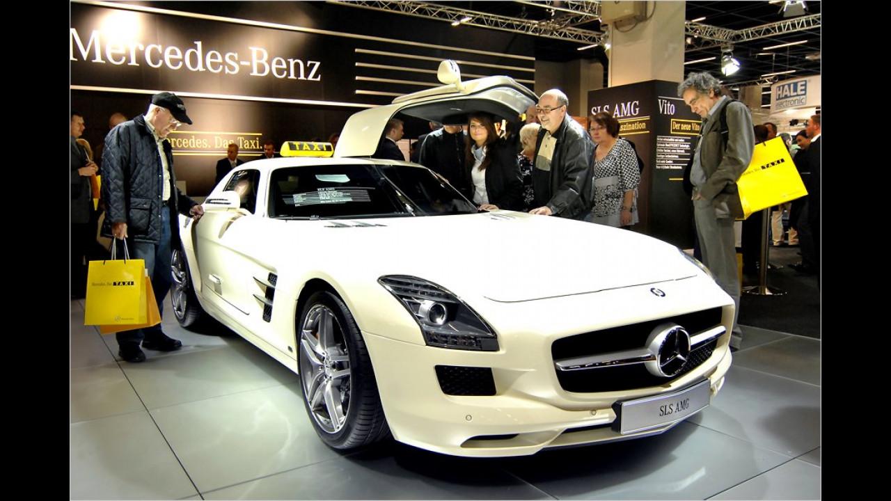 Mercedes SLS AMG (2010)