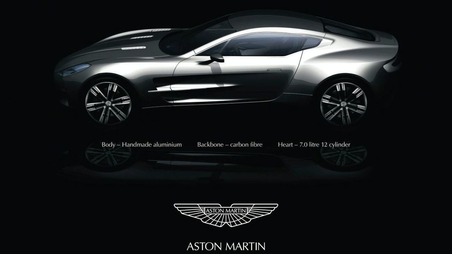 Aston Martin Prepares New One-77 Supercar