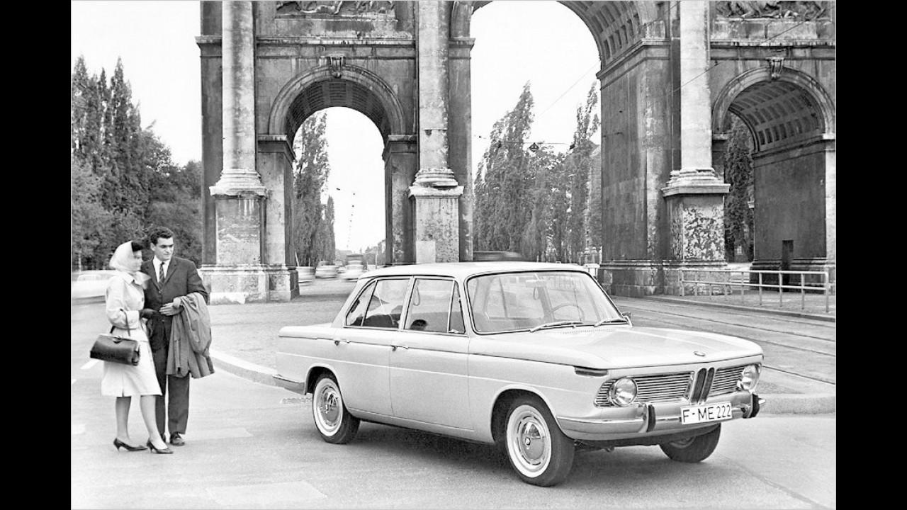 21. September 1961: BMW 1500
