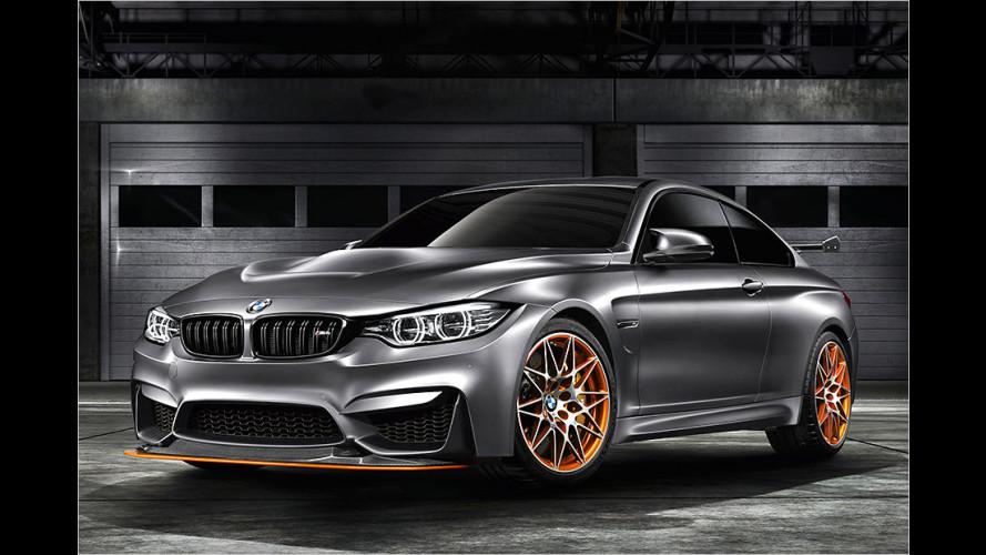 BMW M4 GTS: Wasser marsch!