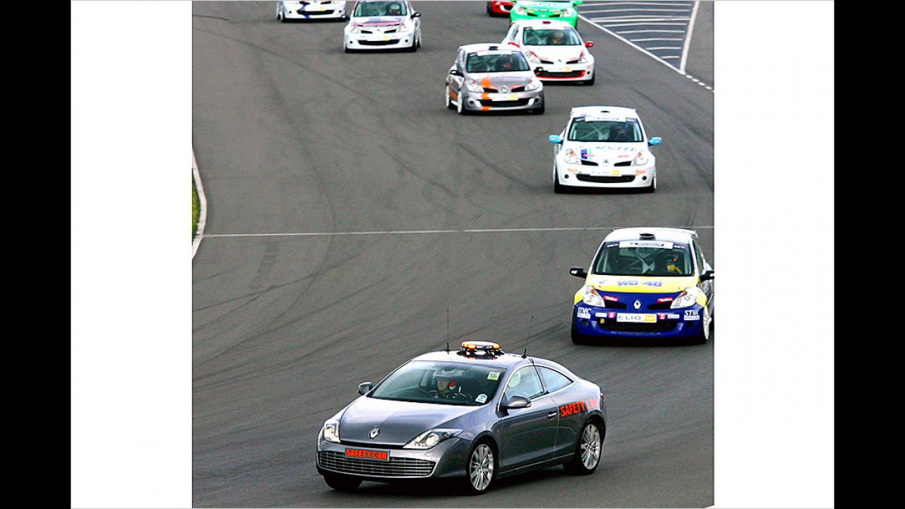 Renault Clio Cup 2008: Renault Laguna Coupé