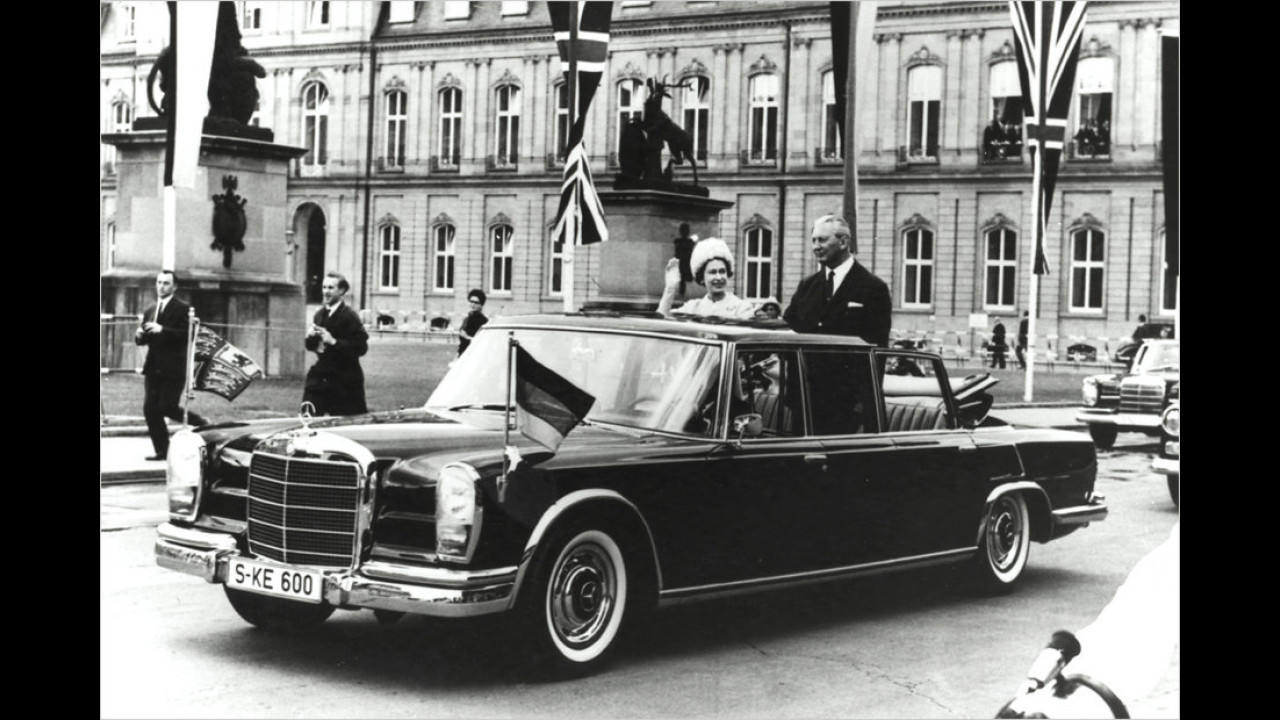 Mercedes 600 Landaulet (1965)