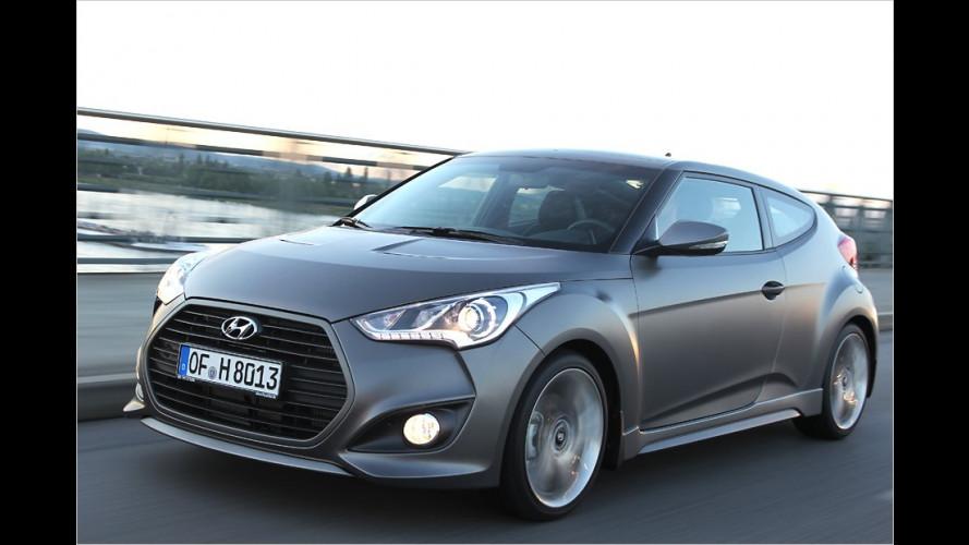 Hyundai Veloster: Angebot erweitert