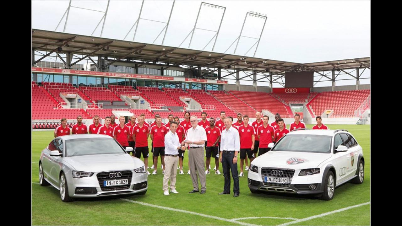 FC Ingolstadt: Audi