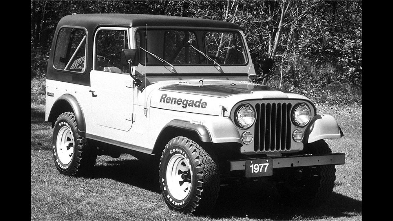 Jeep CJ-7: 1976-1986