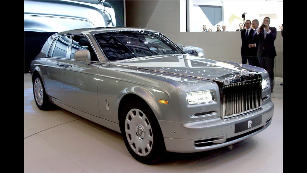 Gelifteter Rolls-Royce