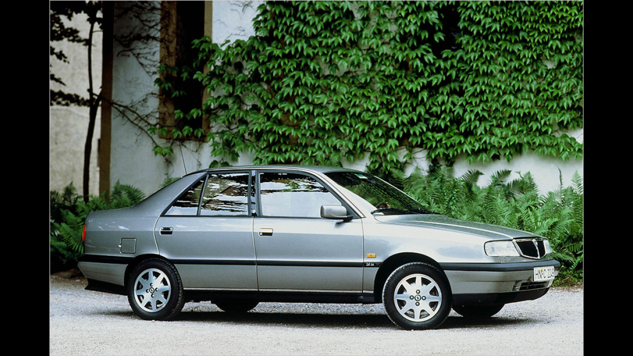 1989: Lancia Dedra