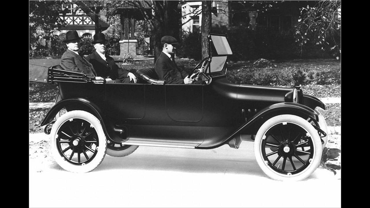 1914: Gründung von Dodge