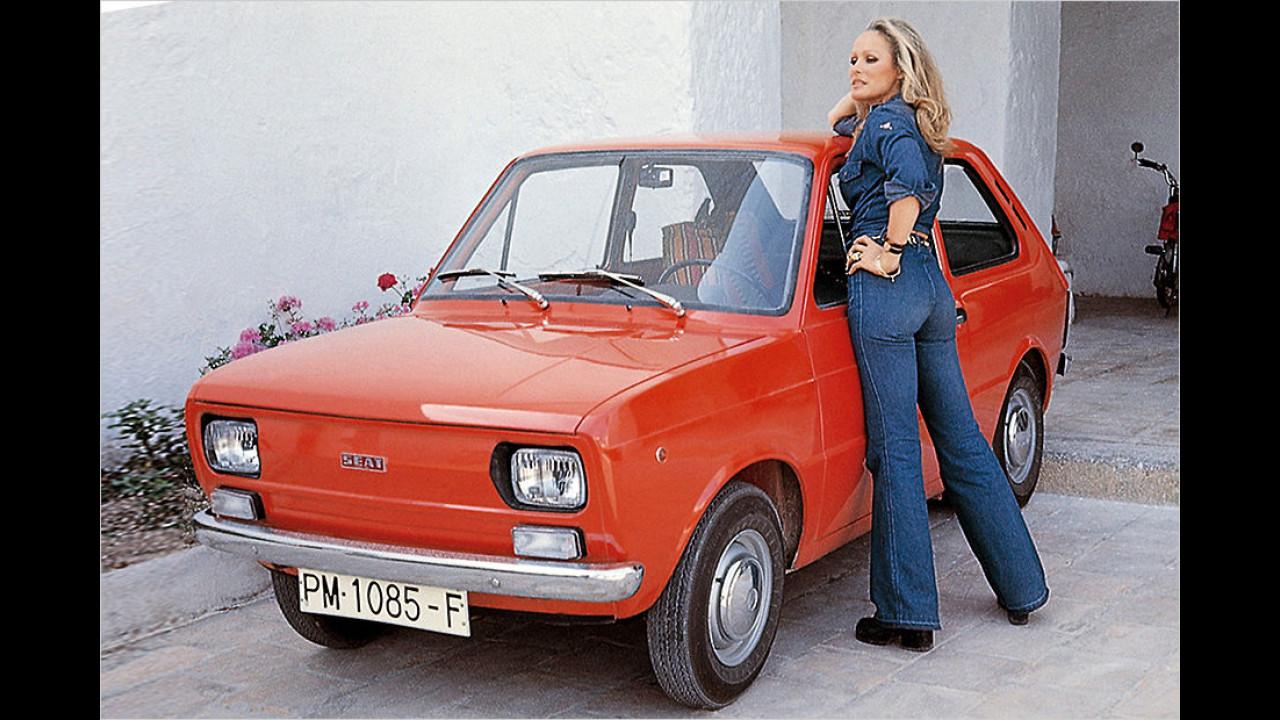 1974: Seat 133