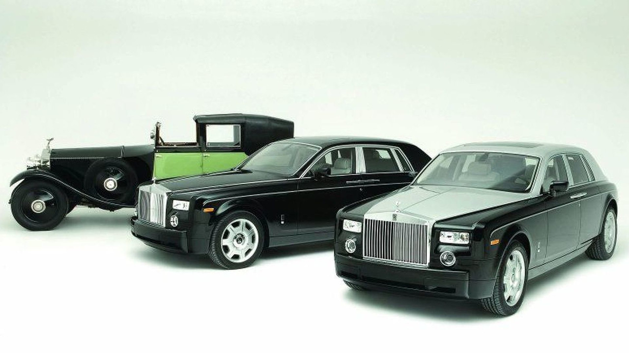 Limited Edition Rolls Royce Marks 80 Years Of Phantom Motor1com