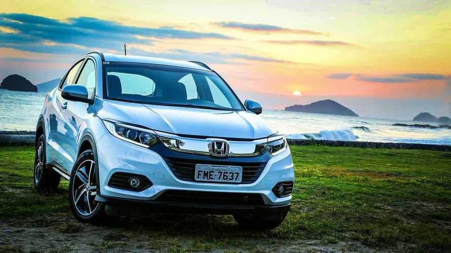 Vendas no varejo em março: Honda HR-V emplaca mais que VW Polo para o consumidor final