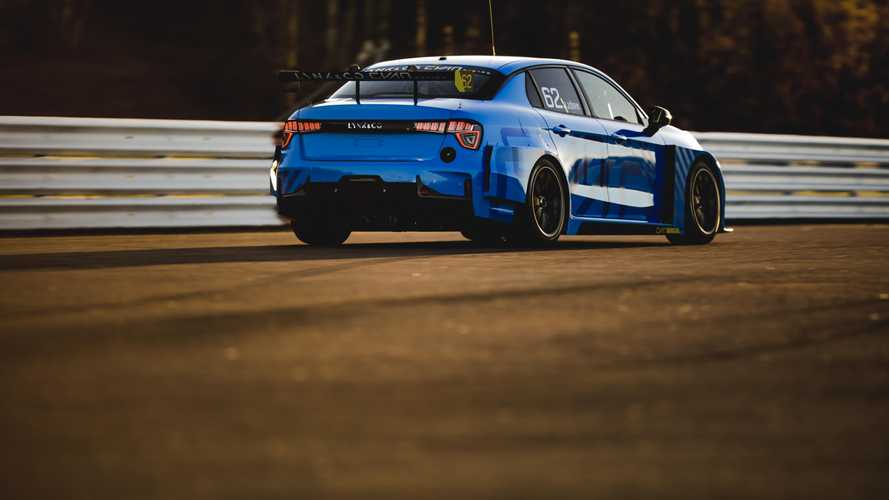 Lynk & Co начал тесты гоночного седана 03 для WTCR