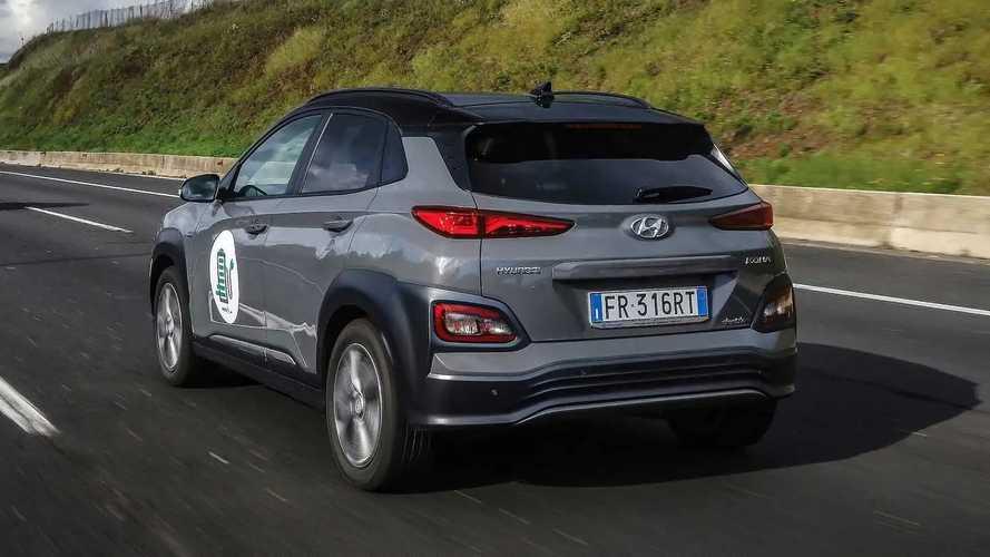 Clasificación de autonomía con coches eléctricos