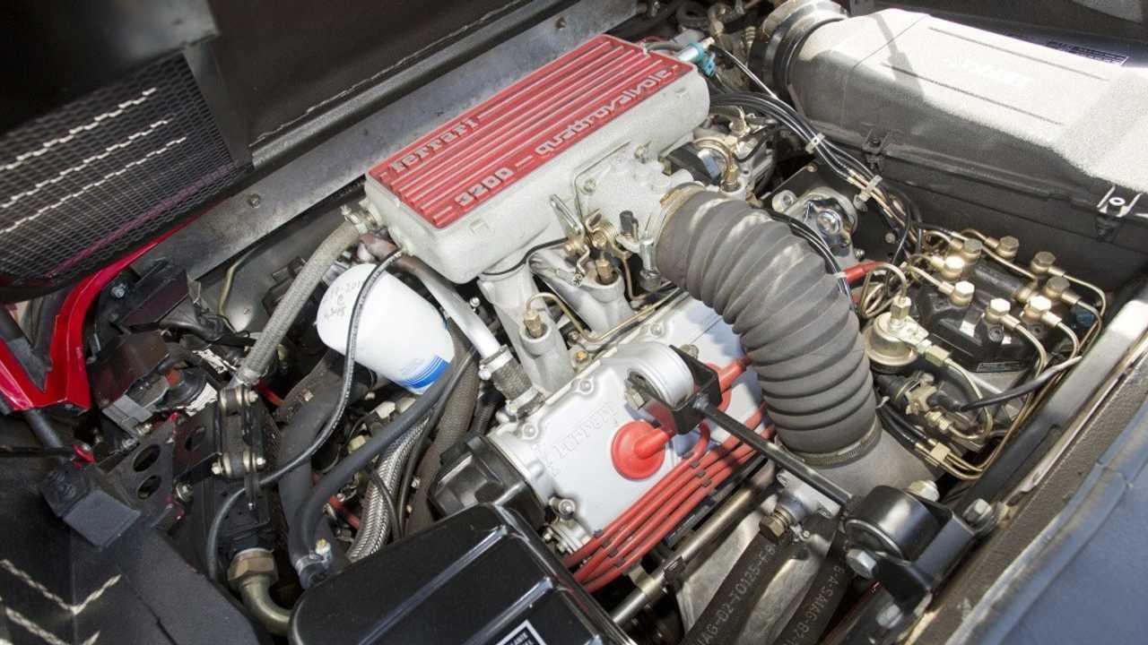 Moteur Ferrari 328 GTB