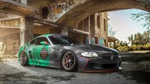 Dotz DD2.JZ BMW Z4 Coupe