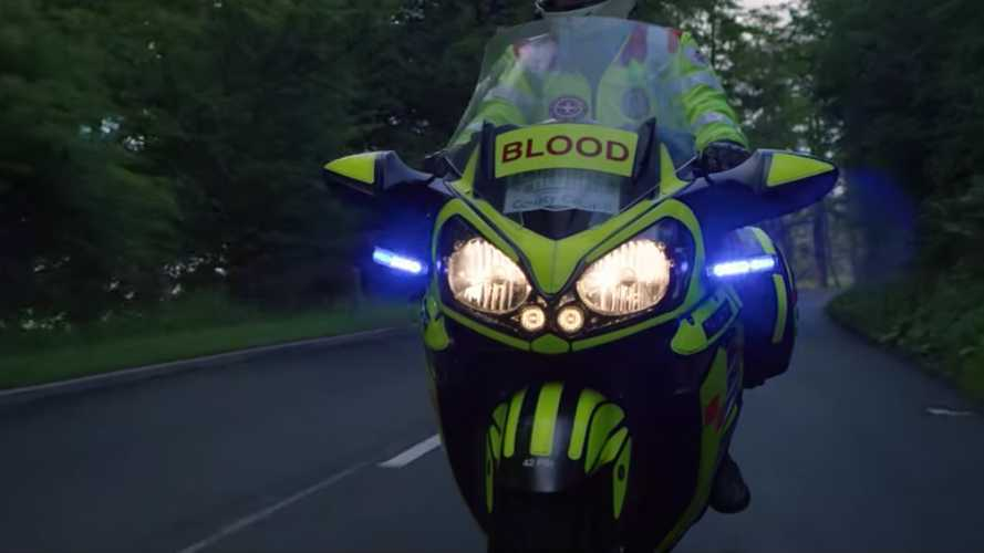 Blood Bikers Saving Lives One Ride At The Time
