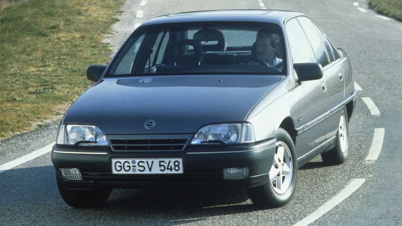 Opel Omega A (1986 – 1993); 23 engines, displacement from 1.8 to 4.0 liters