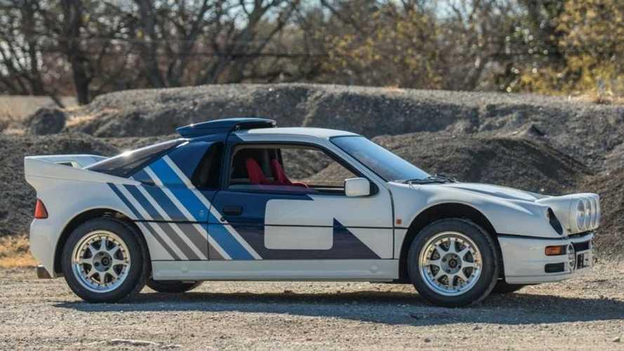 ¿Buscas un Ford RS200 Grupo B? Entonces, atento a esta subasta