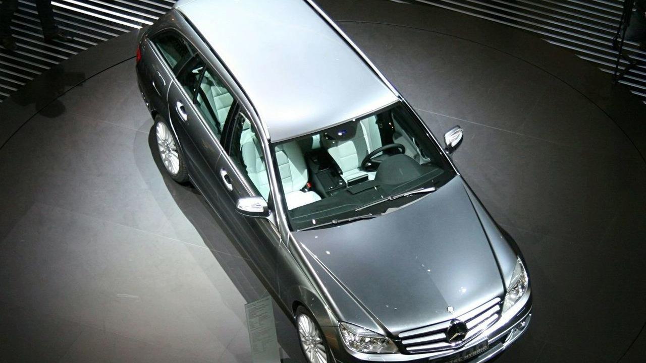 Mercedes C-Serisi Estate