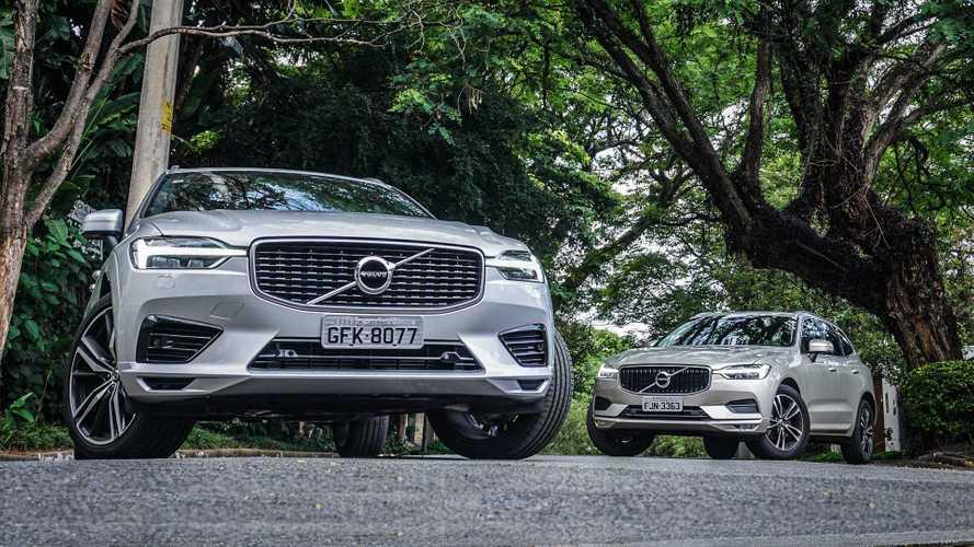 Comparativo híbrido vs. diesel: Qual Volvo XC60 é melhor?