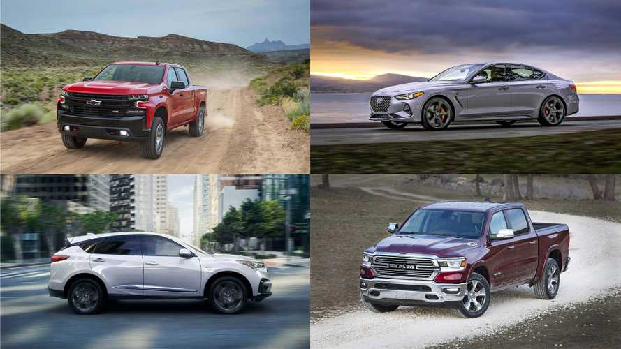 See The North American Car, Truck, Utility Of The Year Finalists