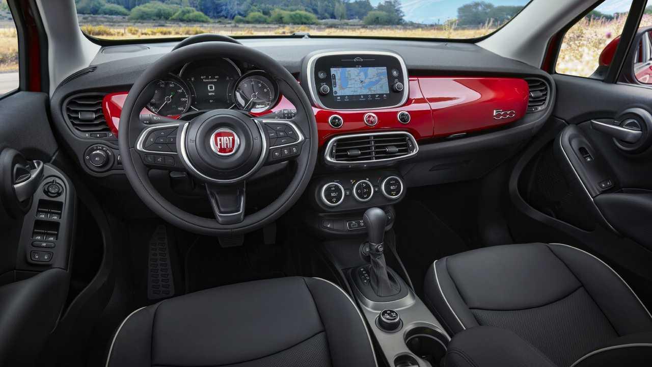 Fiat 500X 2019 - EUA