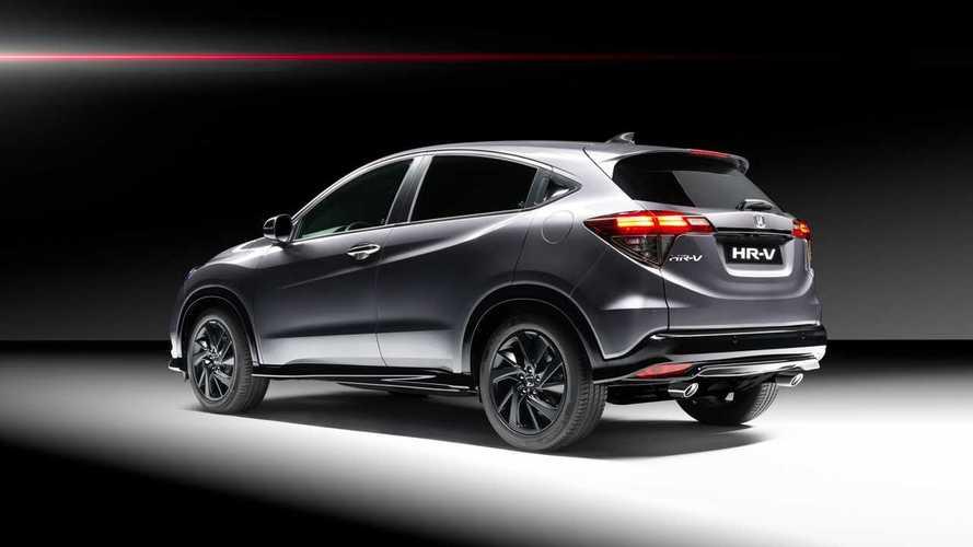 Honda HR-V Sport 2019, mucho más que imagen