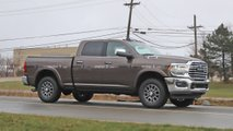 Ram 2500 HD Spy Photo