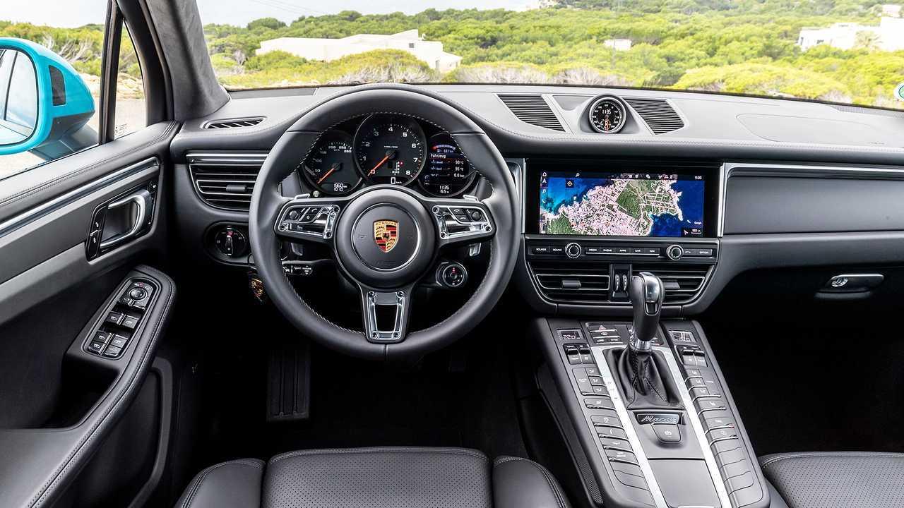 Porsche Macan (2019)