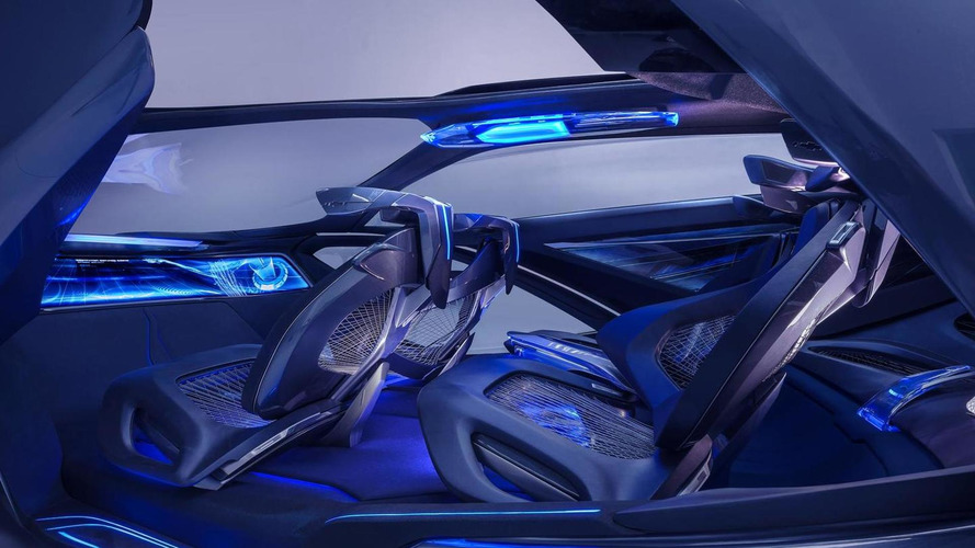 Is The Chevrolet Fnr X The Coolest Concept In Shanghai
