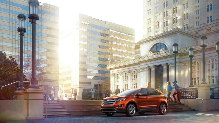 2015 Ford Edge starts at 28,995 USD (US)