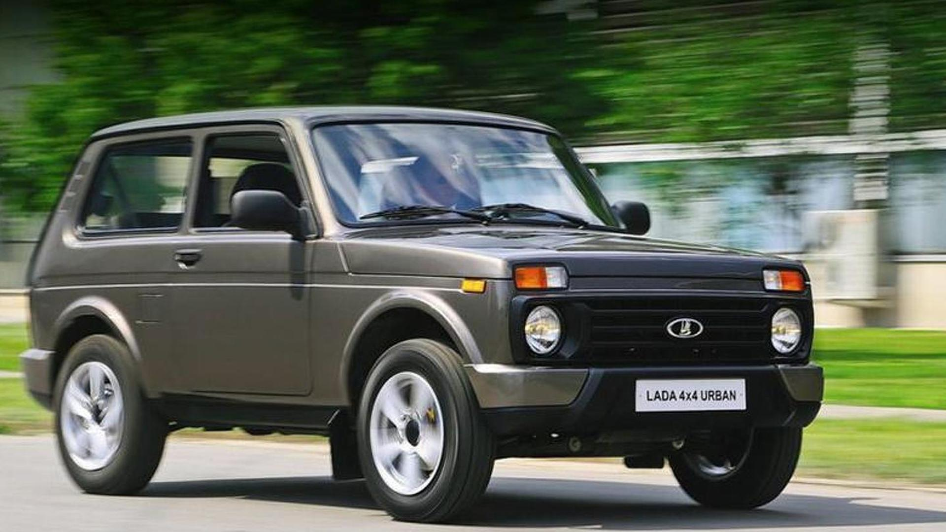 Third Gen Lada Niva 4x4 Reportedly Coming In 2018