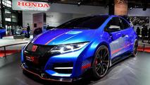 Honda Civic Type R Concept II at Paris Motor Show