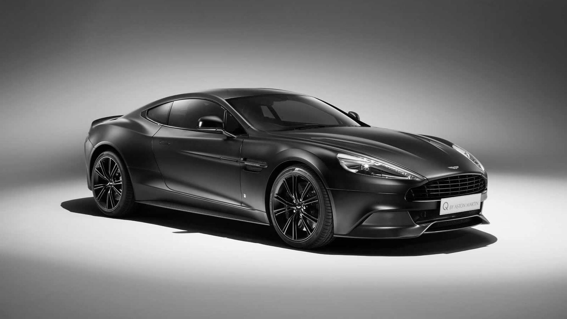 Aston Martin Vantage Vanquish Replacements Coming By - 2018 aston martin vanquish coupe