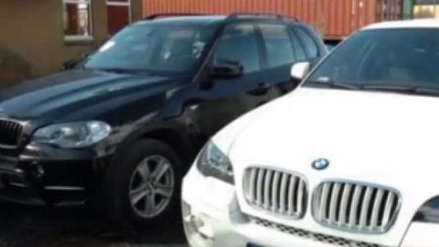 1.2M GBP stolen vehicles recovered by UK authorities [video]
