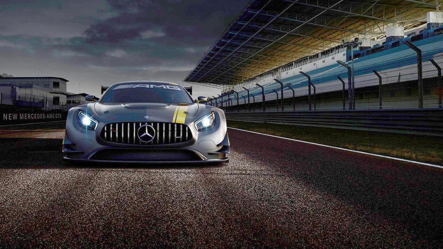 Mercedes-AMG GT3 powers into Geneva