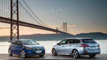 Peugeot 308 GT and 308 GT SW