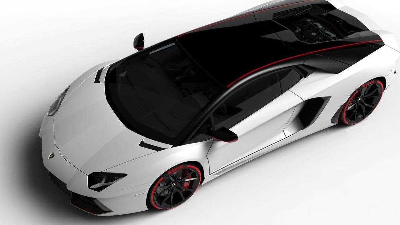 Lamborghini Aventador Lp 700 4 Pirelli Edition Unveiled