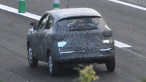 Renault low-cost small crossover spy photo