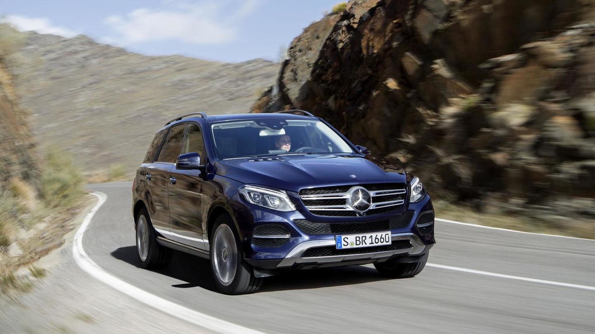 Mercedes Benz Gle Pricing Announced In Germany Starts At 53 966