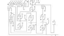 Ford patent for 11-speed automatic transmission