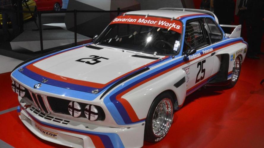 BMW 3.0 CSL Cikal Bakal Seri M dan Dibuat Hanya untuk Homologasi