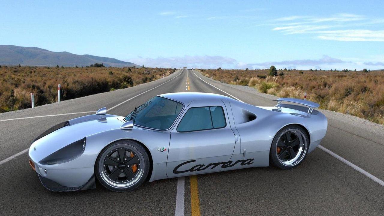 Gullwing America P/904 Carrera 02.03.2012