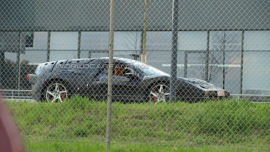 2014 Ferrari Enzo II first spy photos