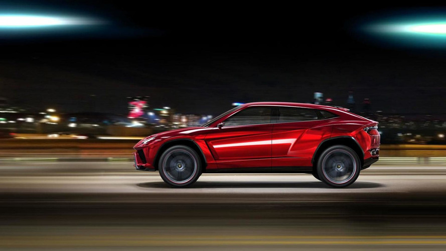 Lamborghini already thinking about Urus SV