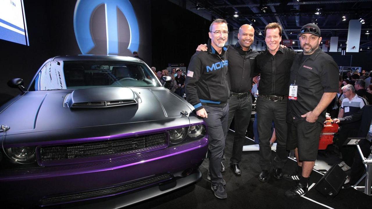 Dodge Challenger SRT8 Project UltraViolet 31.10.2012