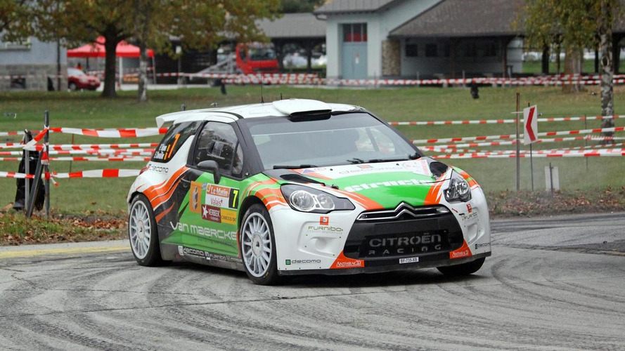 Citroen DS3 RRC announced