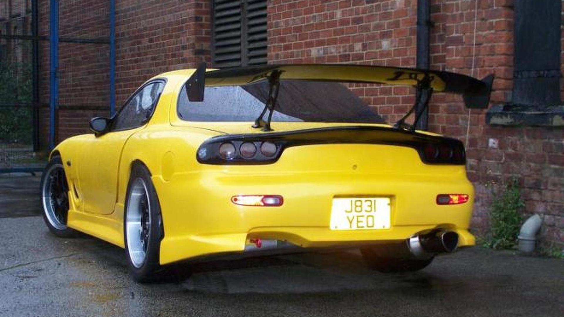 Mazda Rx7 Fd >> Rotary Appreciation Mazda Rx 7 Fd